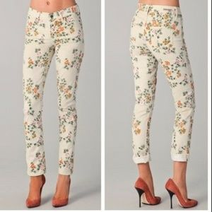 Citizens of Humanity Floral Jeans Size 29